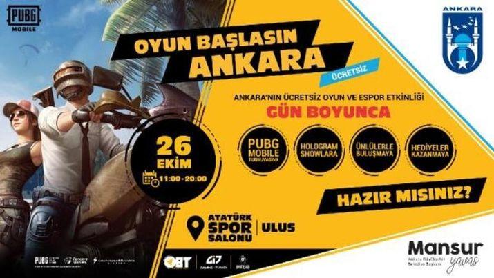 PubG Mobile Ankara