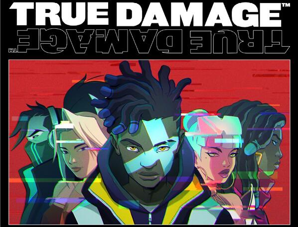 true damage - riot games