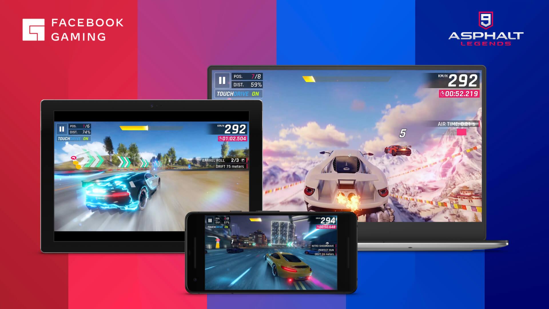 Facebook'tan Bulut Tabanlı Oyun Sistemine Yeni Adım: Instant Games